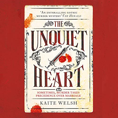 The Unquiet Heart Titelbild