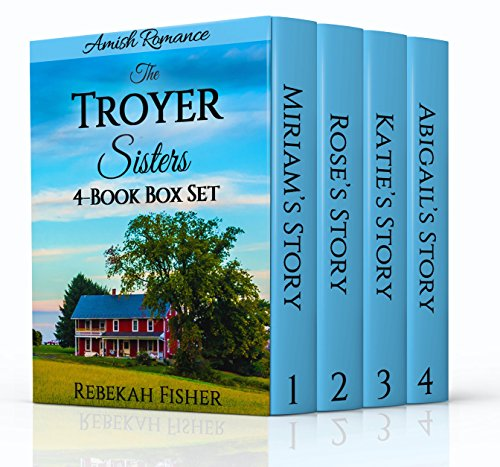 Download Amish Romance: The Troyer Sisters Boxed Set (English Edition) B0717119R9