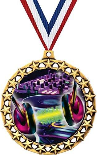 DJ Turn Tables Medal 2 Max 65% OFF 1 2