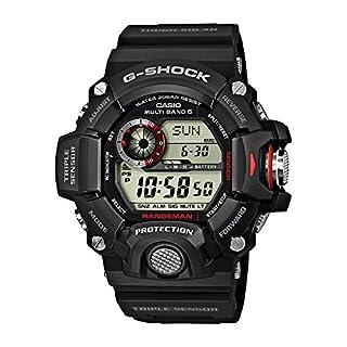 CASIO Reloj Hombre de Digital con Correa en Resina GW-9400-1ER (B00FF6JXMK) | Amazon price tracker / tracking, Amazon price history charts, Amazon price watches, Amazon price drop alerts