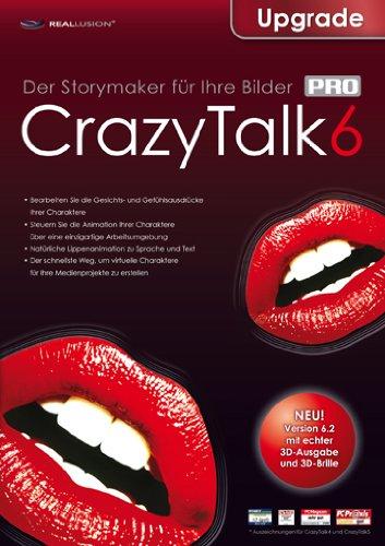 Crazy Talk 6.2 PRO Upgrade