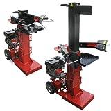 ROTENBACH 10 t Benzin Holzspalter Brennholz Spalter Benzinmotor Spaltkraft