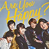 Are You Happy (通常盤)