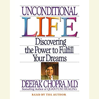 Unconditional Life audiobook cover art