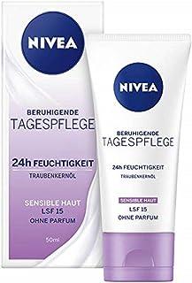 Nivea Dagkräm med SPF 15 för Känslig Hy, 50 ml