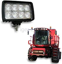 Case IH Combine LED Work Light #185118A1 (Fits Case IH Combine: 2144, 2166, 2188, 2344, 2366, 2377, 2388, 2577, 2588 | Case IH Cotton Picker: 2155, 2555, 420, CPX420)