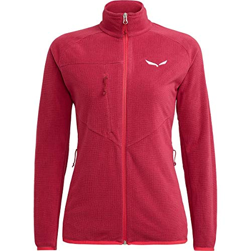 Salewa Drava 2 Polarlite Fleece Jacket Women - Vivacious