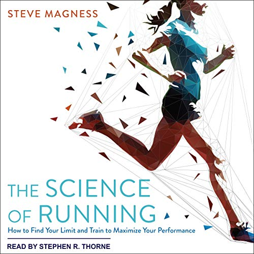 The Science of Running audiobook cover art