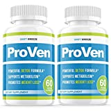(2 Pack) Proven Weight Loss Pills, Ultra Proven Diet Pills Advanced Supplement, Extra Strength Metabolism Support (120 Capsules)