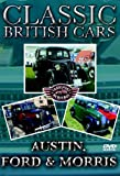 Classic Cars - Ford, Austin And Morris [Francia] [DVD]