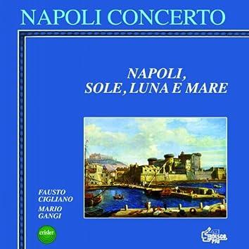 Napoli sole, luna e mare
