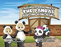 Gabriella Rose meets the Pandas Funi and Wang Wang