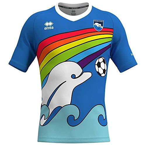 Errea Pescara Calcio Rainbow Shirt 2020/21-Large