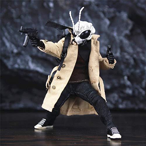 WXIAO HMMOZ Agente Hormiga Asesino Asesino Sharpshooter 6