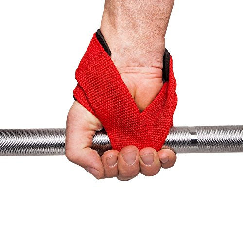 C.P. Sports Zughilfen Ruck Zuck Schlaufen – Figure 8 Straps 8er Schlaufen, Double Loop, Lifting Strap - 4