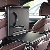 Mesa plegable de RoadButler, para el interior del coche, mesa para el asiento trasero