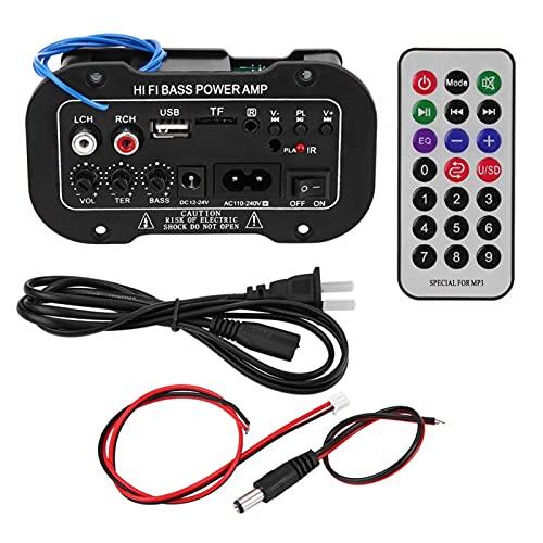 Amplificador de potencia de audio, amplificadores mono para automóvil Amplificador de alta fidelidad para amplificador de audio para automóvil con estéreo