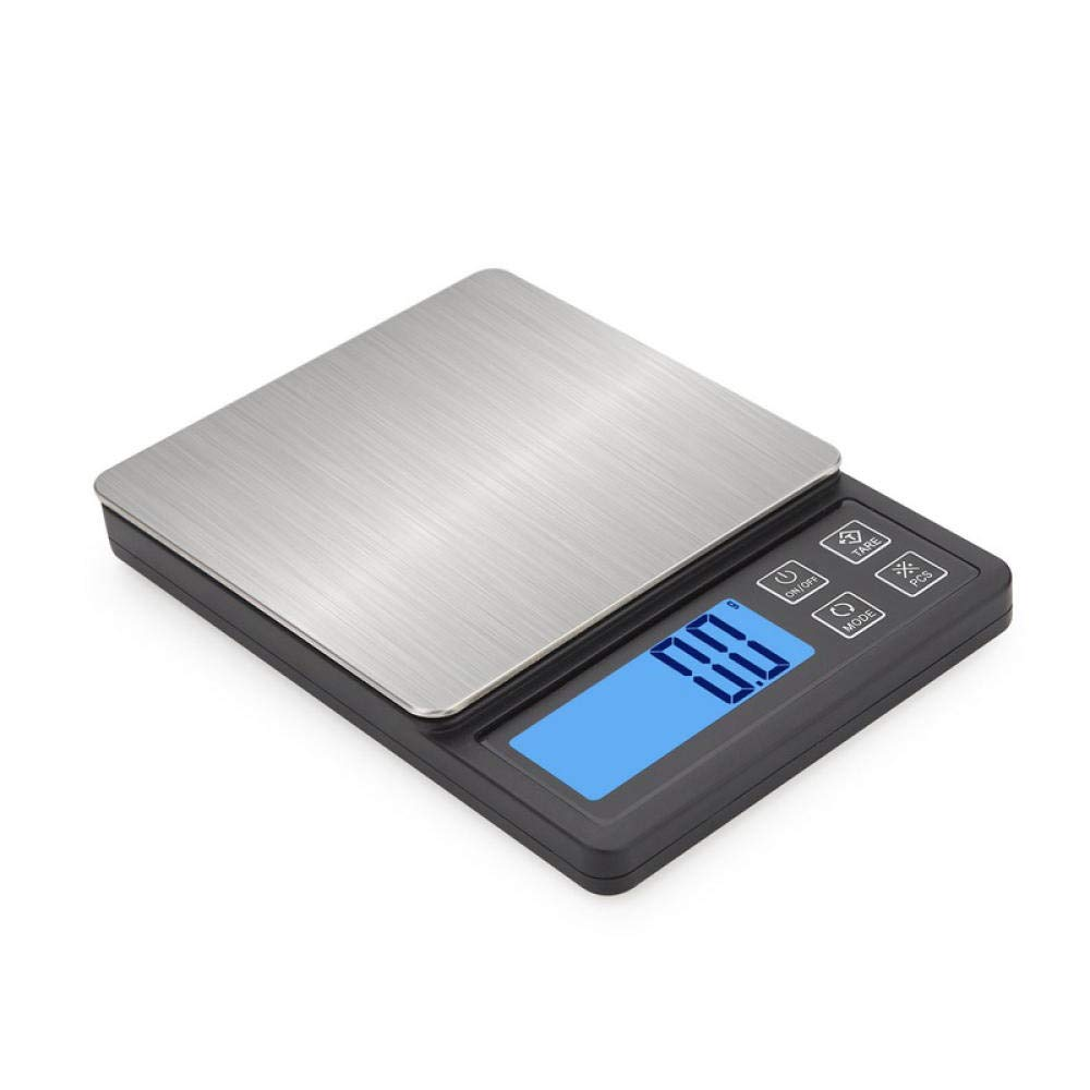 Portable Jewelry Scale Courier shipping free shipping Electronic Max 81% OFF Weighing 0.01g Sc 0.1g Kitchen