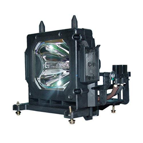 AuraBeam LMP-H201 Professional Front Projection Replacement Lamp for Sony Projector with Housing (Philips Inside)