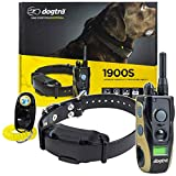 Dogtra 1900S Remote Training Collar - 3/4 Mile Range, Waterproof, Rechargeable,...