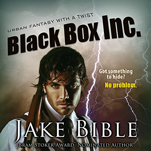 Black Box Inc. audiobook cover art