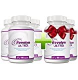 Revolyn Ultra - Diätpille für effektiven Gewichtsverlust | Kaufe 3 Flaschen und erhalte 2 gratis dazu | (5 Flaschen) |