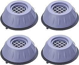 Yoohh Wasmachine Voeten Pads,4 Stks Anti Vibratie Wasmachine Stand Verminderen Geluid Anti-Walk Droger Trillingen Pads voo...