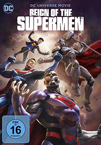 Reign of the Supermen [Alemania] [DVD]