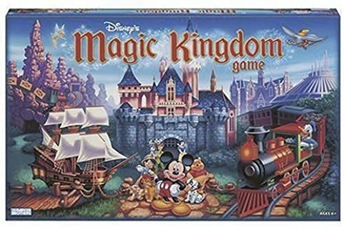 ganancia cero Disney Magic Magic Magic Kingdom Game  salida de fábrica