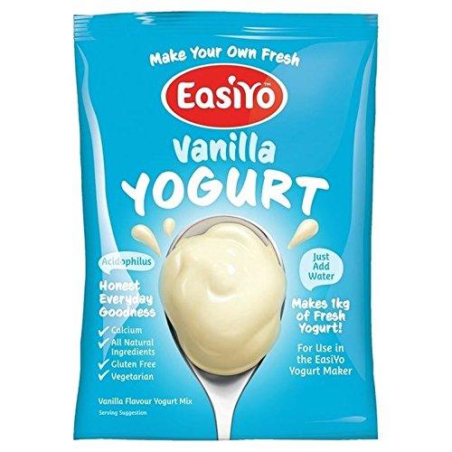 Easiyo Süße Vanille-Joghurt-Mix 230g (Packung mit 2)