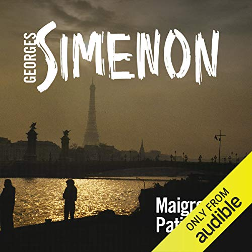 Maigret's Patience audiobook cover art