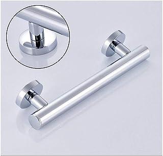 シルバー25CM:浴槽とシャワー、浴室のための304ステンレス鋼の安全アンチスリップグラブバーの子手すりは、ウォールマウントはクロム手すりメタルシャワー手すり、バリアフリー&高齢者の色のポリッシュ APcjerp