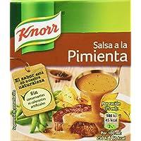 Knorr - Salsa Brick A La Pimienta, 300 ml