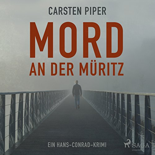 Mord an der Müritz (Hans Conrad 1) Titelbild