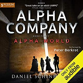 Alpha Company cover art