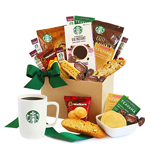 starbucks gift basket - 5