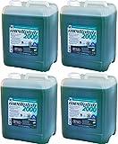 """4 x 5 litri di olio biologico per catena catena KETTLITZ-MMedialub 2000 """"Blauer Engel"""" secondo il più recente RAL-UZ 178 – KWF testato"""