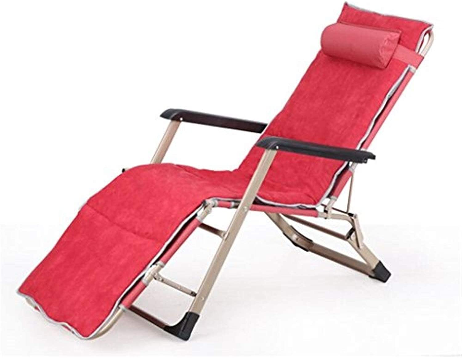 Beach Chair, Spacious Height Adjustable Durable Recliner Indoor Courtyard Party Aluminum Alloy