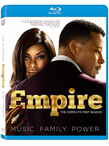 Read About Empire The Complete First Season Blu-Ray
