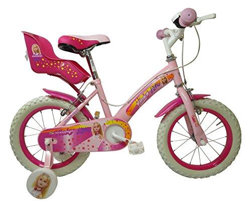 F.lli Schiano Vicky Love Bicicletta, Rosa, 14 Pollici