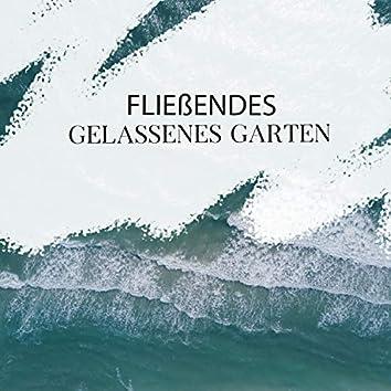 Fließendes Gelassenes Garten Album