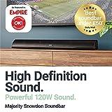 Zoom IMG-1 snowdon soundbar ii con suono