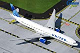 GeminiJets GJUAL1922 1:400 United Airlines Boeing 777-300ER (New Livery)