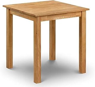 Julian Bowen COX003 Table de Salle à Manger Naturel Bois