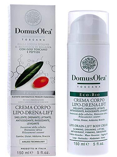 Domus Olea Toscana Crema Corpo Lipo-Drena-Lift - 150 ml
