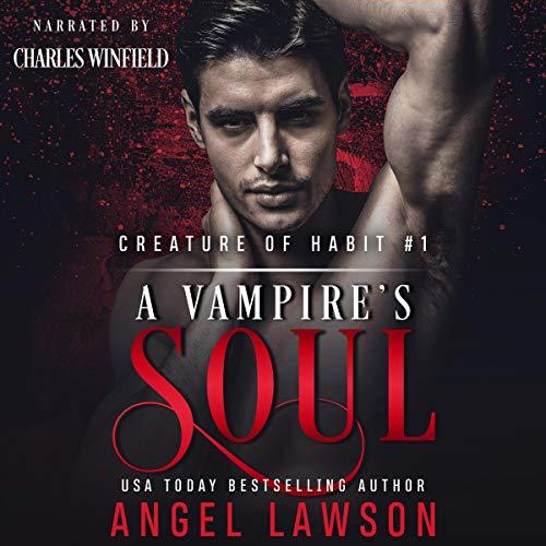 A Vampire's Soul audiobook cover art