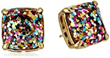 kate spade new york Small Square Multi-Stud Earrings...