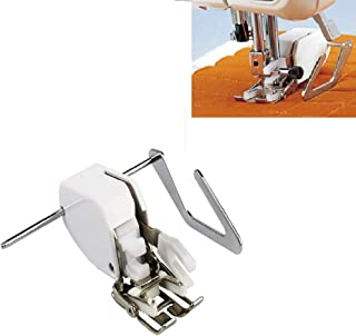 EMAGEREN Even Feed Presser Foot, Low Shank Sewing Machine Foot Quilting Foot Pressure Foot Sewing Machine Parts with Adjus...