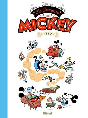 Disney / Glénat - La Jeunesse de Mickey - Prix Jeunesse du Festival d'Angoulême 2017
