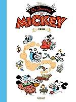 Disney / Glénat - La Jeunesse de Mickey - Prix Jeunesse du Festival d'Angoulême 2017 de Tébo